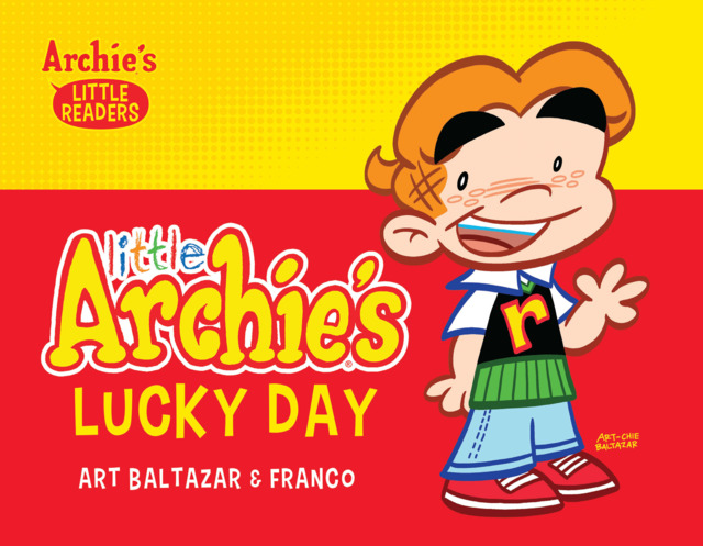 Little Archie's Lucky Day #1