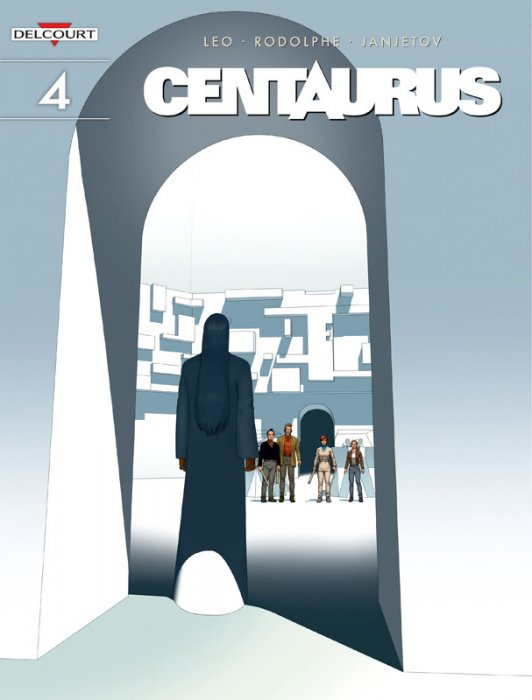 Centaurus #4 - Earth of Anguish