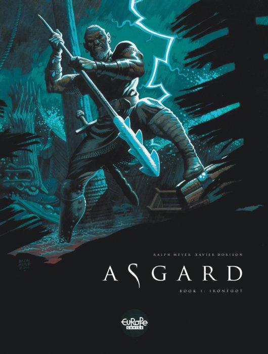 Asgard #1 - Ironfoot