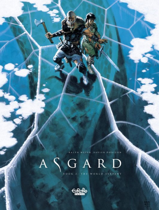 Asgard #2 - The World Serpent