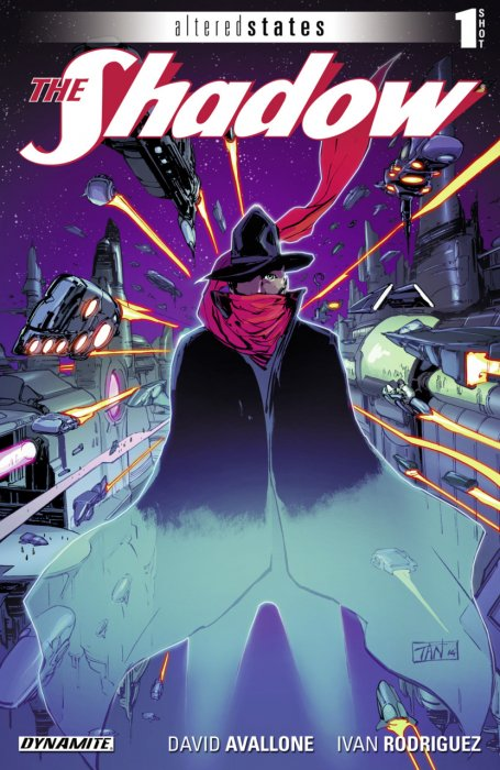 Altered States - The Shadow #1