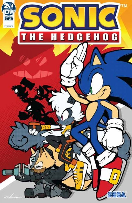 Sonic the Hedgehog - Annual 2019 #1