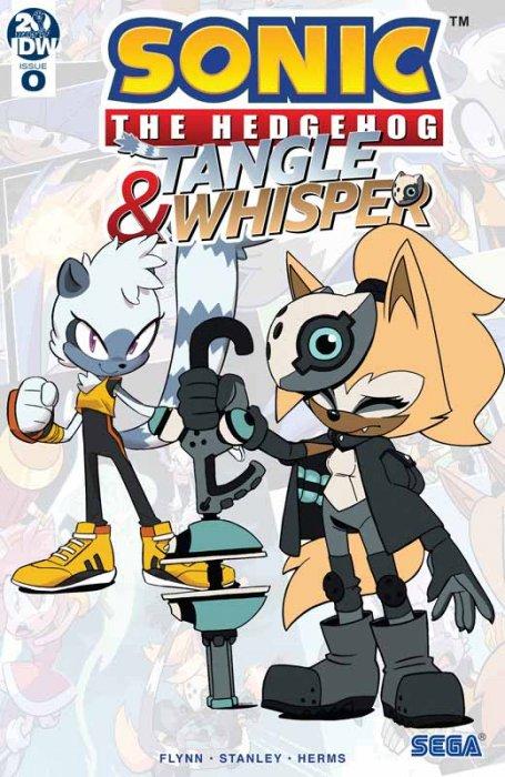 Sonic - Tangle & Whisper #0