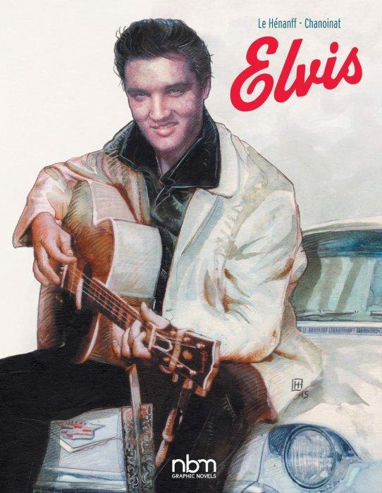 Elvis #1 - HC
