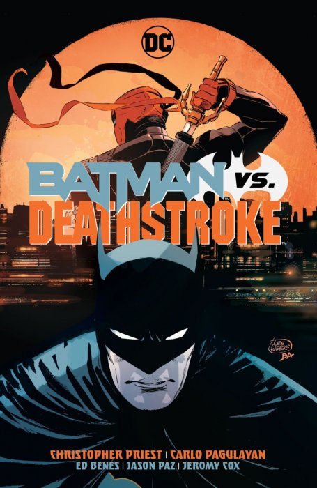 Batman vs. Deathstroke #1 - HC