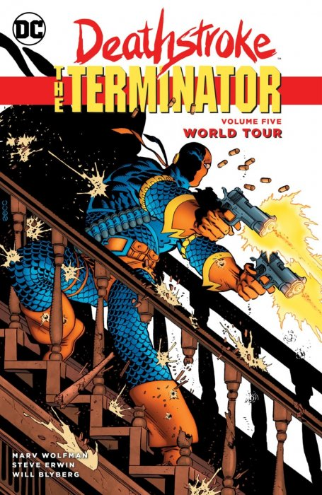 Deathstroke the Terminator Vol.5 - World Tour