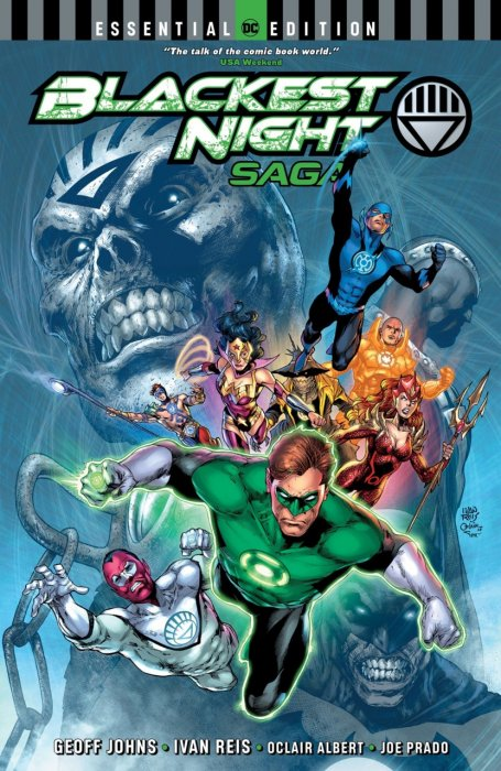 Blackest Night Saga (DC Essential Edition) #1 - TPB