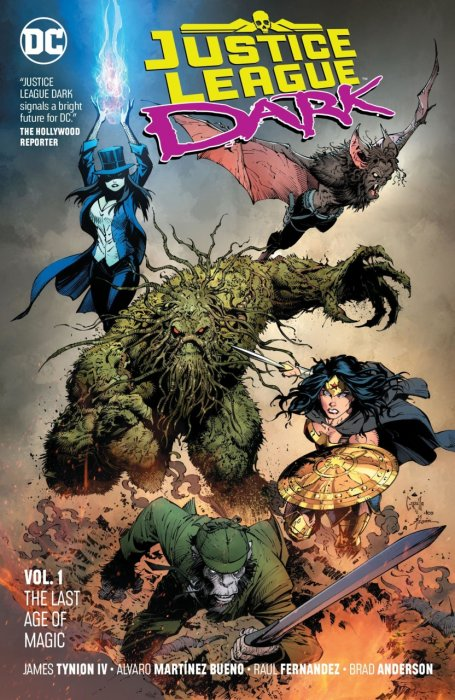 Justice League Dark Vol.1 - The Last Age of Magic