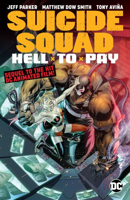 Suicide Squad - Hell to Pay #1 - TPB