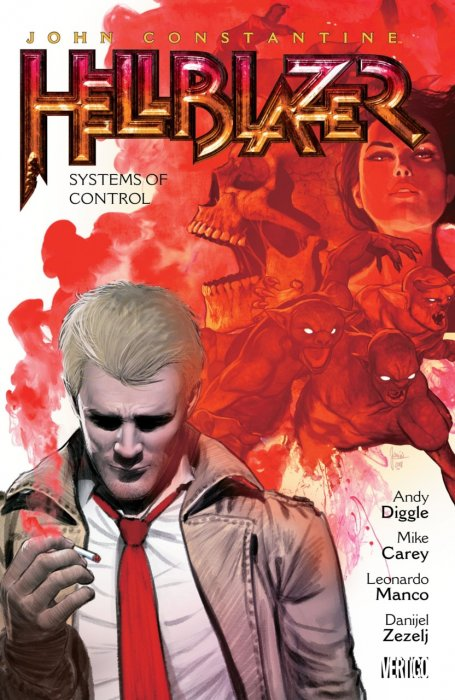 John Constantine Hellblazer Vol.20 - Systems of Control