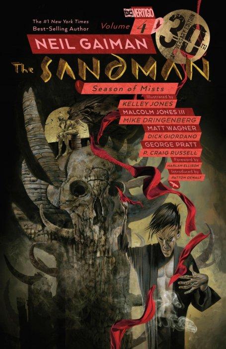 The Sandman Vol.4 - Season of Mists - 30th Anniversary Edition