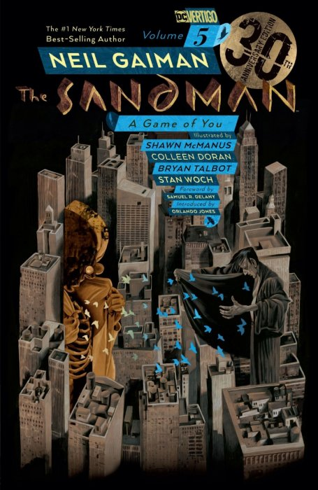 The Sandman Vol.5 - A Game of You - 30th Anniversary New Edition