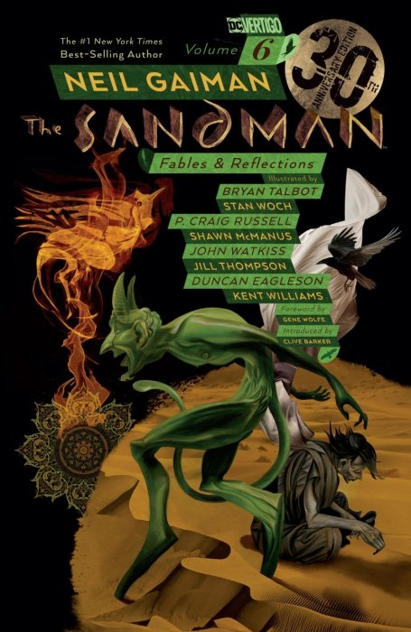 The Sandman Vol.6 - Fables & Reflections - 30th Anniversary Edition