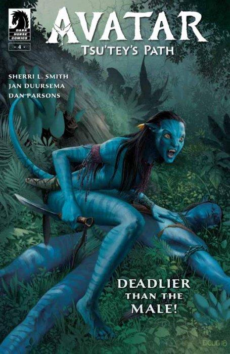 Avatar - Tsu'tey's Path #4