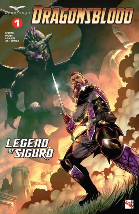 Dragonsblood - Legend of Sigurd #1
