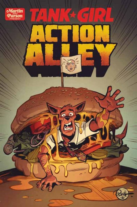 Tank Girl - Action Alley #4