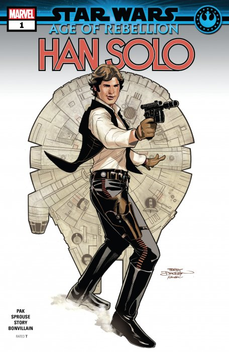 Star Wars - Age Of Rebellion - Han Solo #1