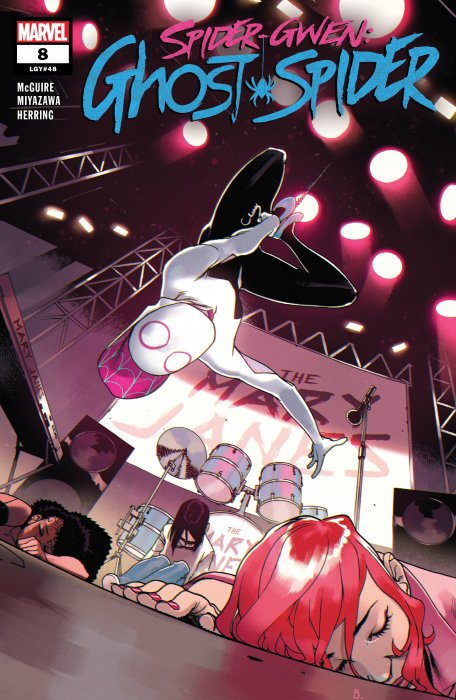 Spider-Gwen - Ghost-Spider #8