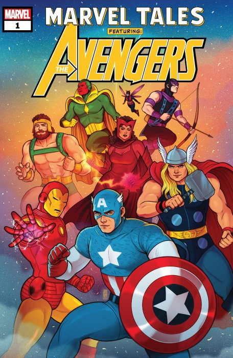 Marvel Tales - Avengers #1