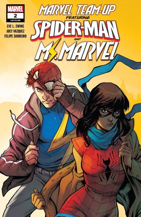 Marvel Team-Up #2