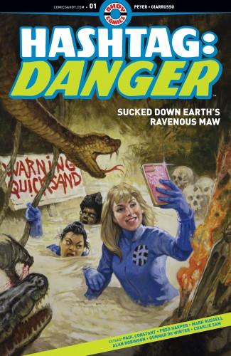 Hashtag - Danger #1