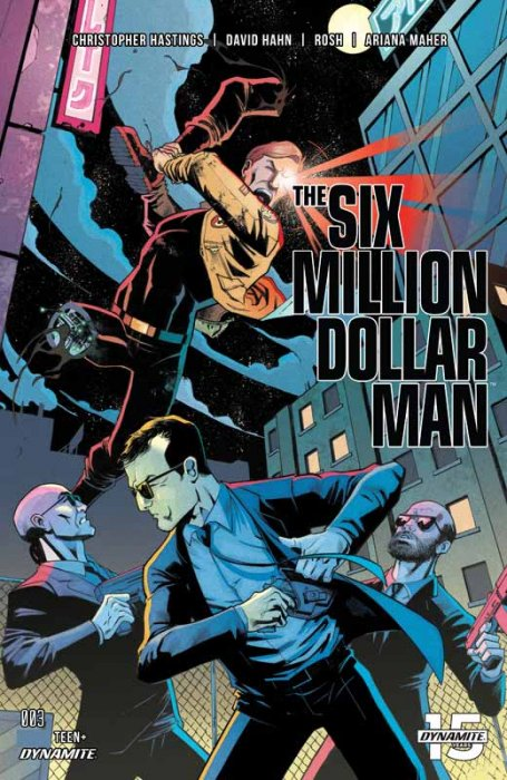 The Six Million Dollar Man #3