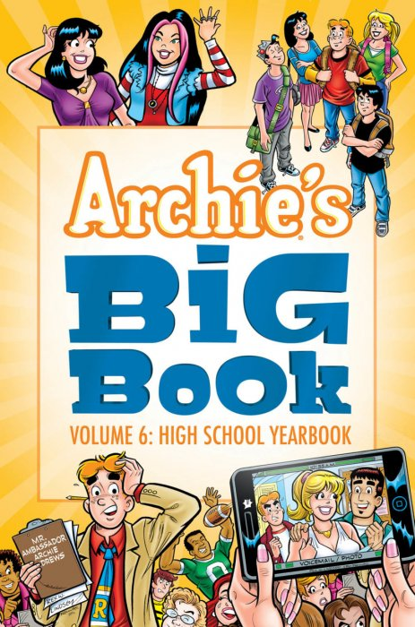 Archie's Big Book Vol.6 - High School Yearbook
