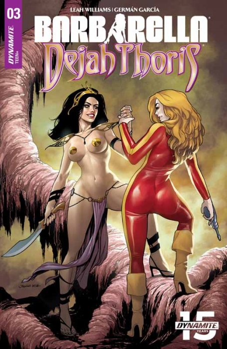Barbarella - Dejah Thoris #3
