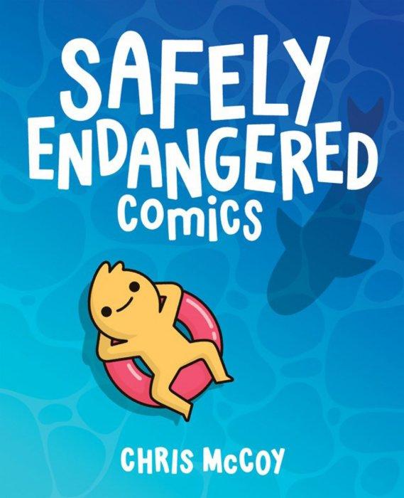 Safely Endangered Comics #1 - GN