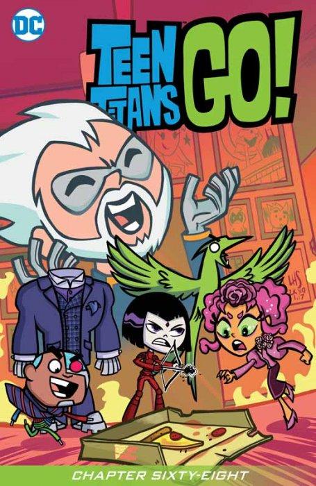 Teen Titans Go! #68