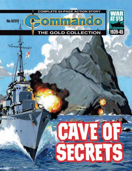 Commando #5223-5226