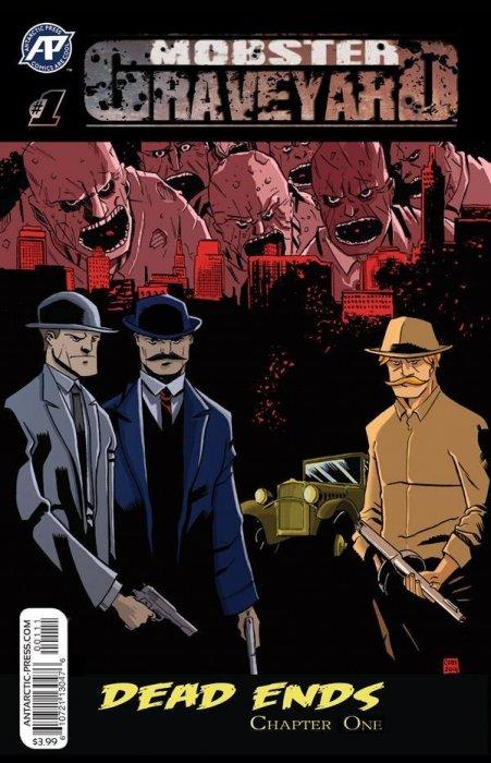 Mobster Graveyard #1-3 Complete