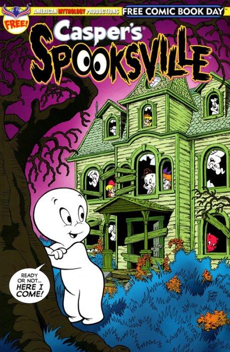Casper's Spooksville FCBD Edition #1