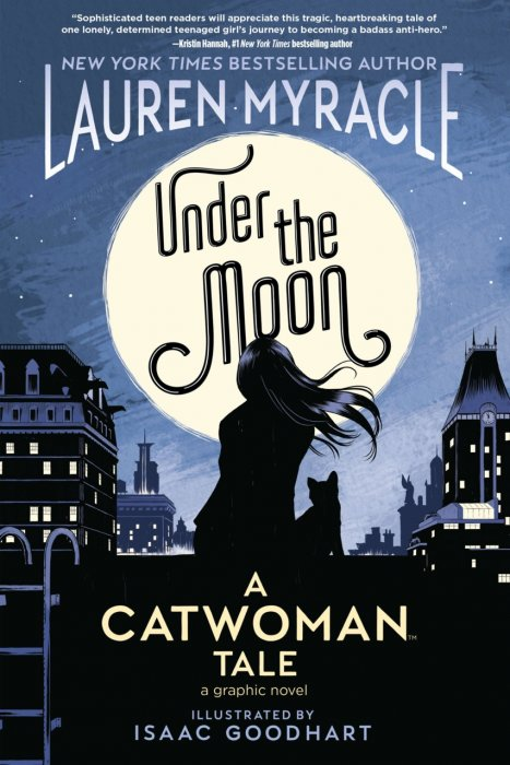 Under the Moon - A Catwoman Tale #1 - GN