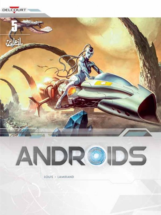 Androids #5 - Synn