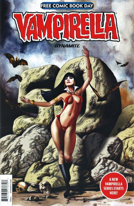 Vampirella FCBD #1