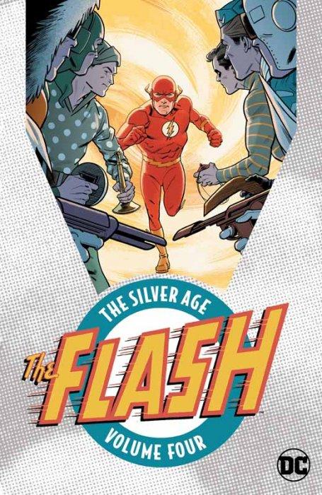The Flash - The Silver Age Vol.4