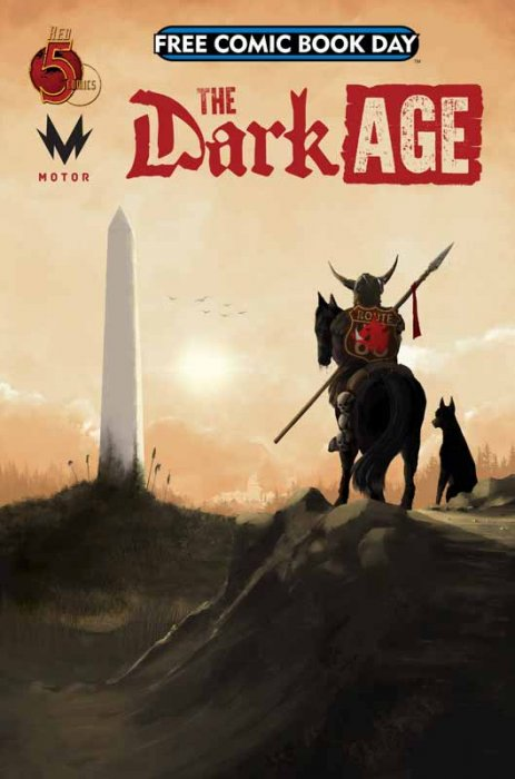 The Dark Age - Free Comic Book Day 2019 #1