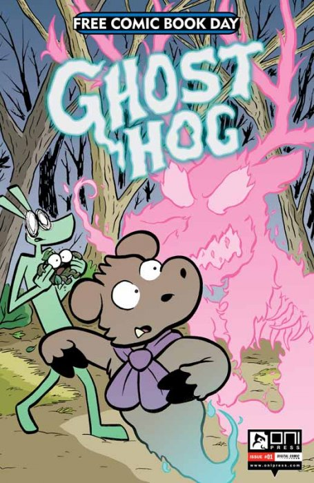 Ghost Hog Free Comic Book Day Special #1