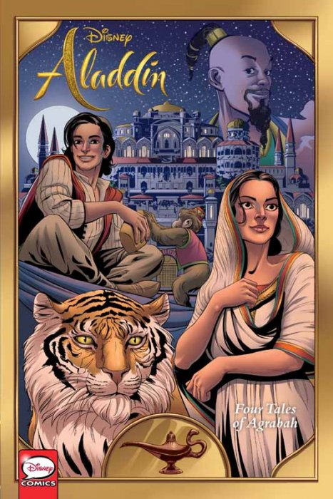 Disney Aladdin - Four Tales of Agrabah #1