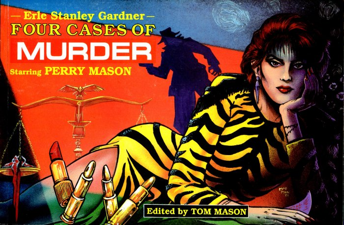 Perry Mason - Four Cases of Murder #1