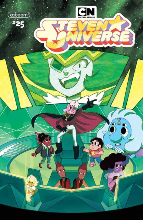Steven Universe Ongoing #25