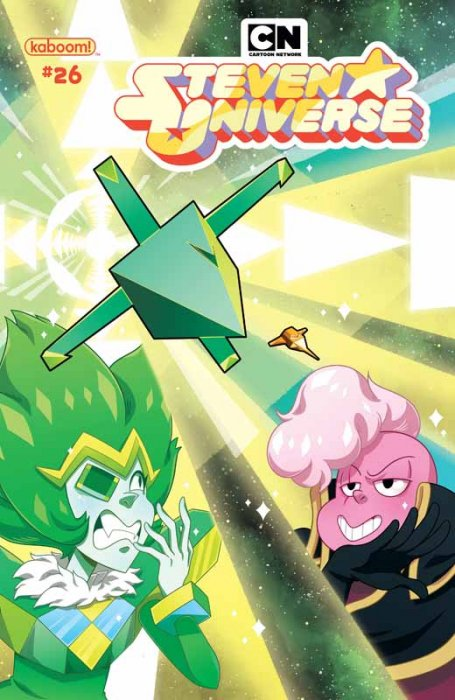 Steven Universe Ongoing #26