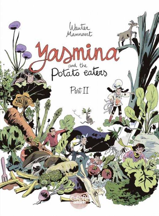 Yasmina and the Potato Eaters #2