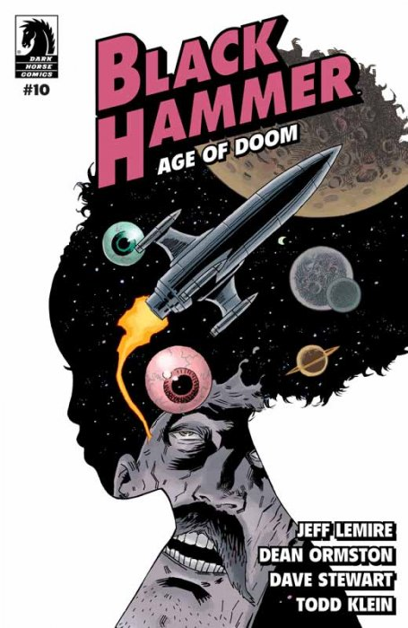 Black Hammer - Age of Doom #10