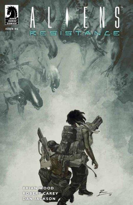 Aliens - Resistance #4