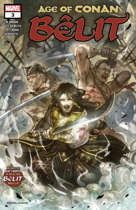 Age Of Conan - Belit - Queen Of The Black Coast #3
