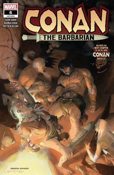 Conan The Barbarian #6