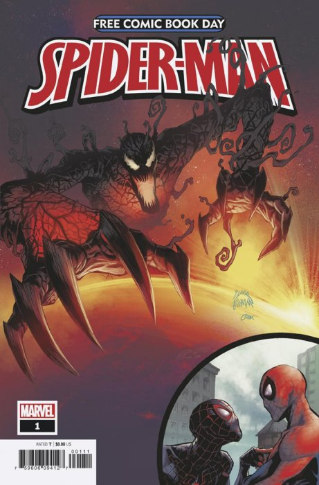 Free Comic Book Day 2019 (Spider-Man-Venom) #1