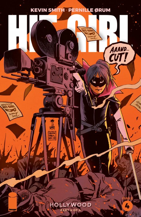 Hit-Girl Season 2 #4
